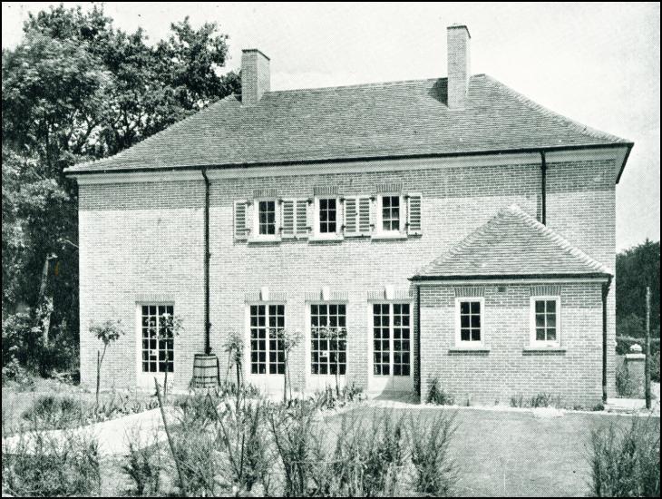 House at Chesham Bios