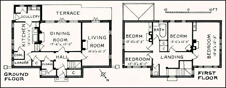 1930 S Housing House At Chesham Bios