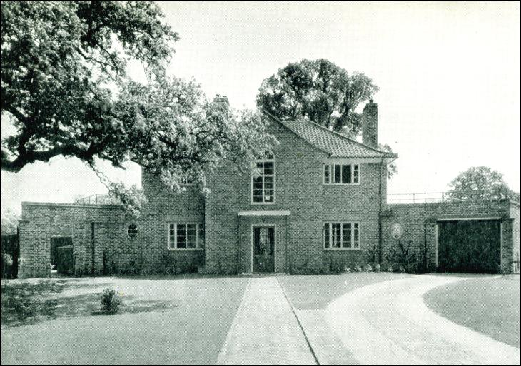 House at Burwood, Surrey