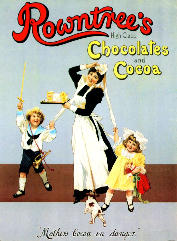 Rowntree's Chocolates and Cocoa