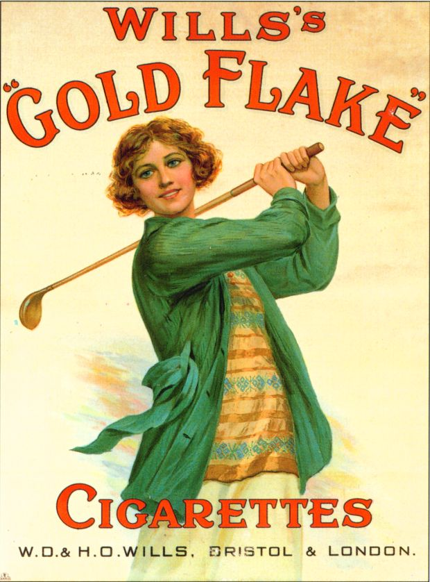 Wills's Gold Flake Cigarettes