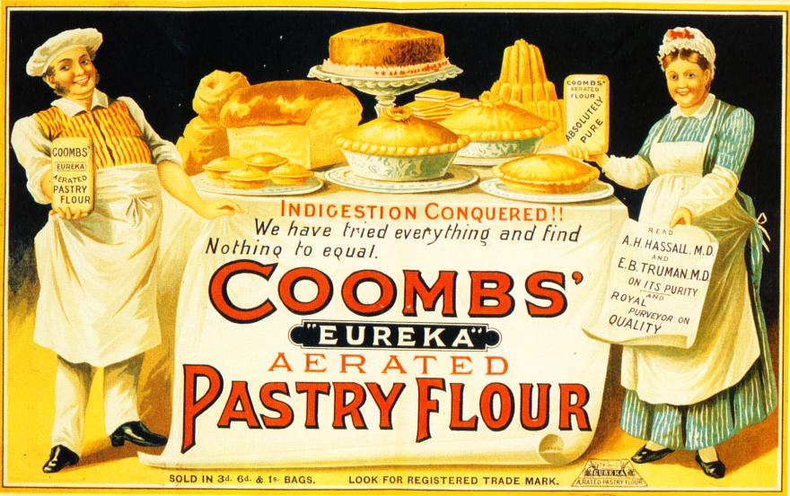 Coombs' Pastry Flour