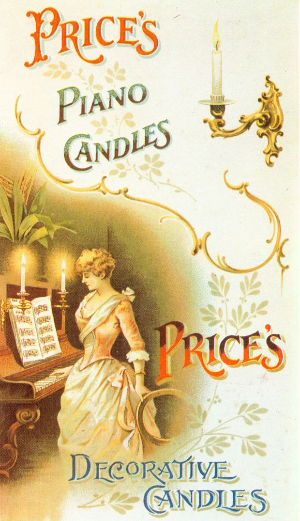 Price's Piano Candles