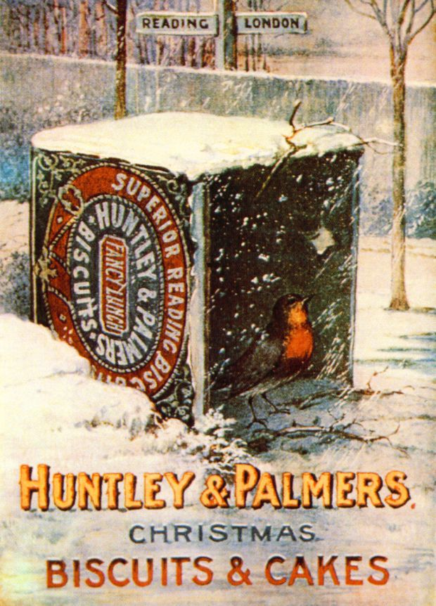 Huntley & Palmers Biscuits & Cakes