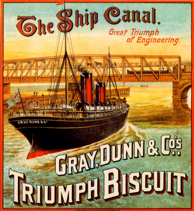 Gray, Dunn & Co's Triumph Biscuit