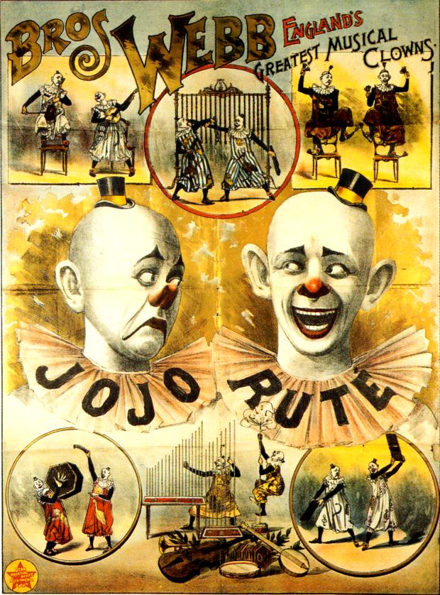 Webb Brothers - England's Greatest Musical Clowns