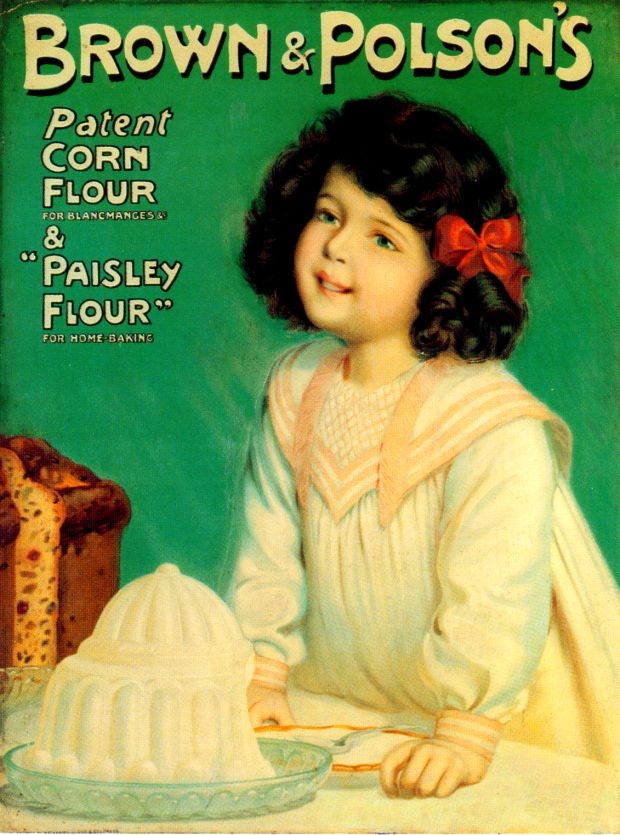 Brown & Polson's Flour