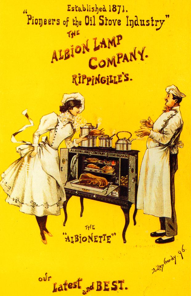 The Albion Lamp Company