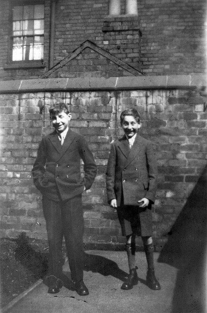 2 Lads, Can You Identify?