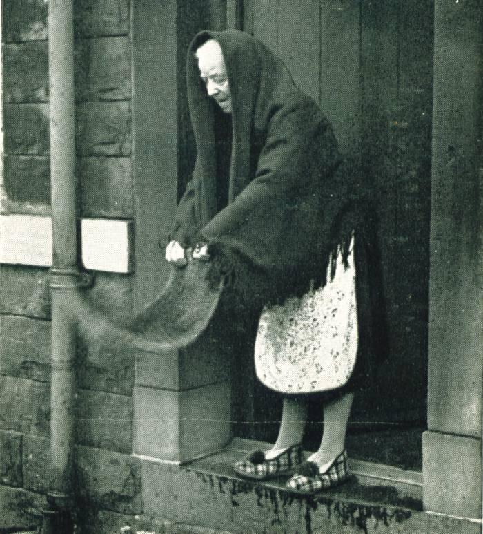 'Grandmother Lancashire'