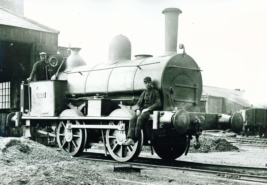 Steam Engine 'Ince'