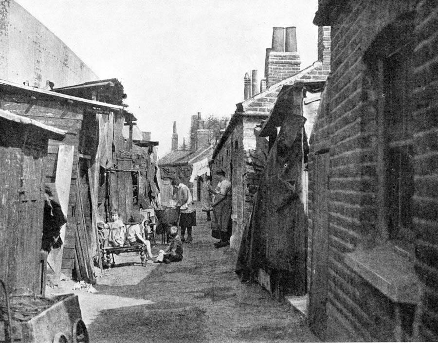 Slum Dwellings