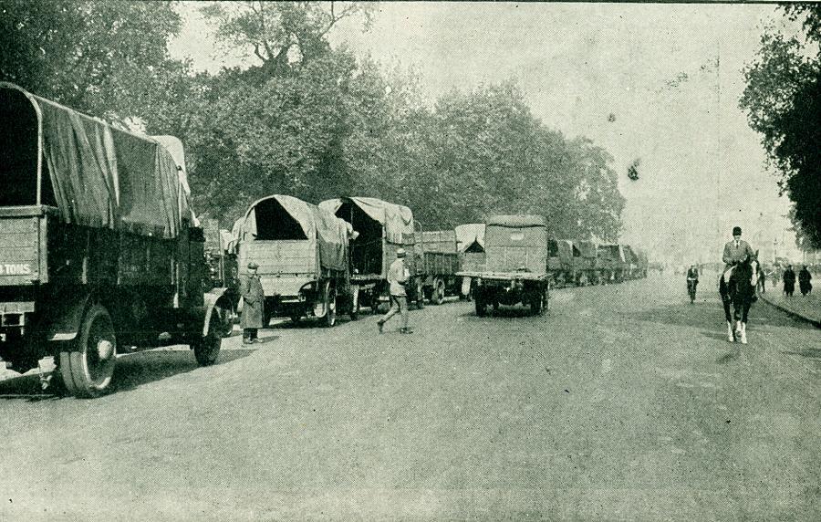 Railway Strike, 1919