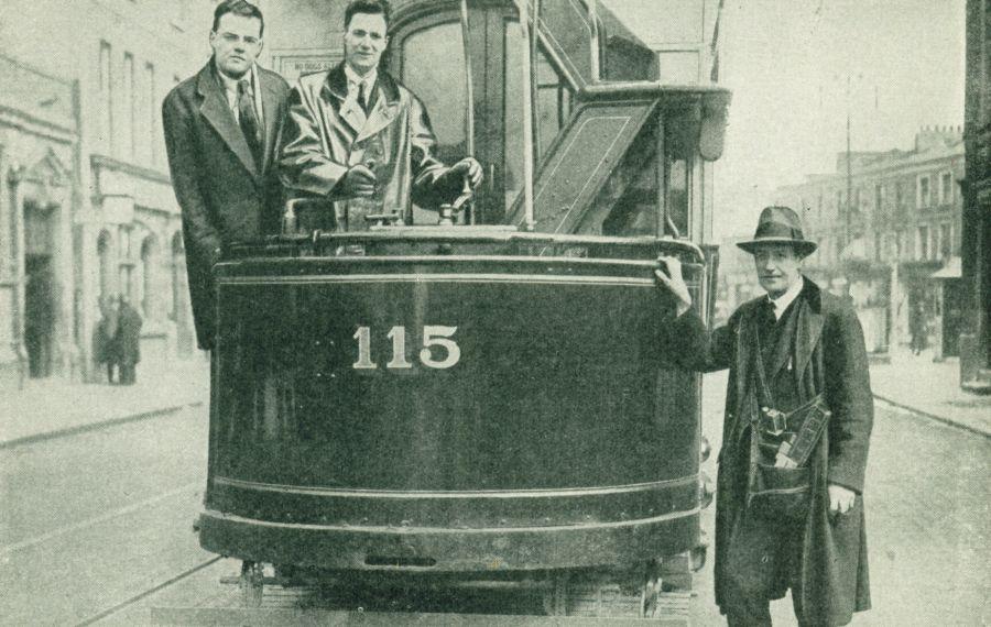The General Strike, 1926